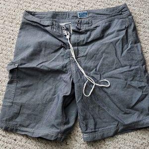 Jcrew board shorts, 32